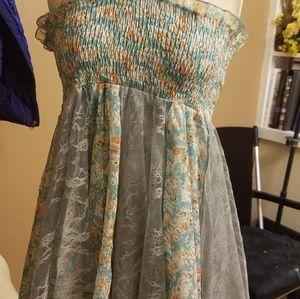 A'Reve babydoll dress